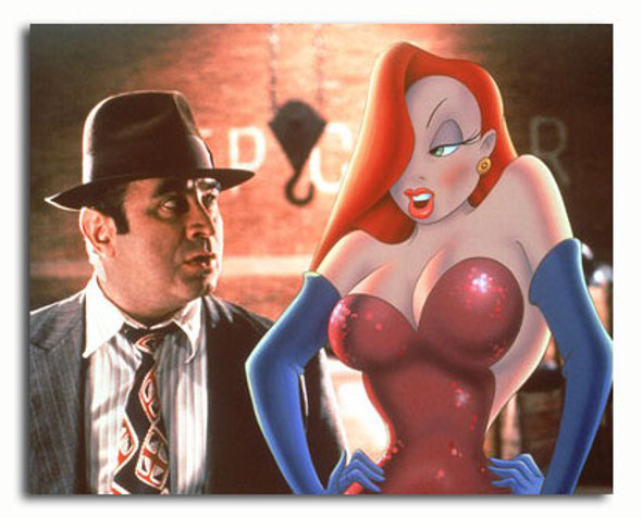 (SS3507829) Bob Hoskins  Who Framed Roger Rabbit Movie Photo