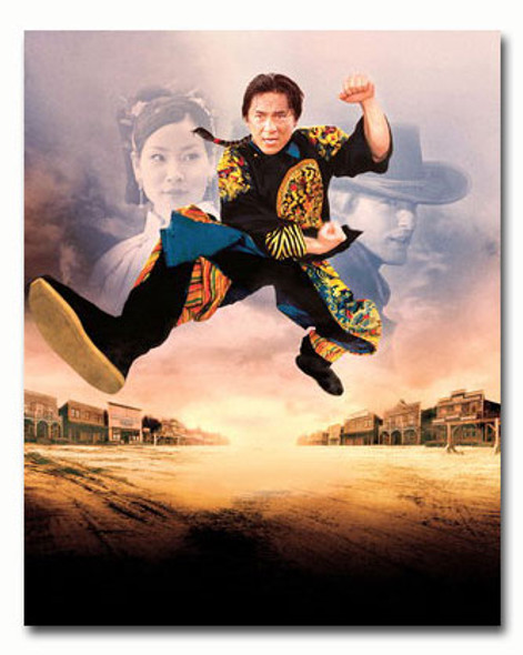 (SS3508102) Jackie Chan  Shanghai Noon Movie Photo