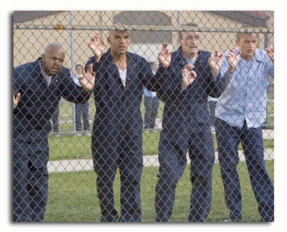 (SS3517891) Cast   Prison Break Television Photo