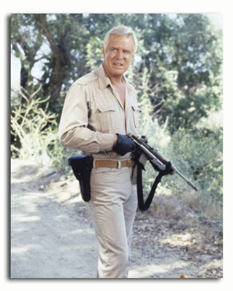 (SS3519126) George Peppard  The A-Team Movie Photo
