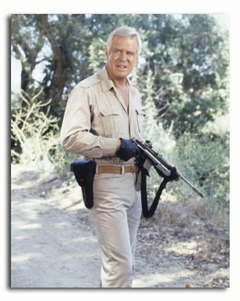 (SS3519126) George Peppard  The A-Team Movie Photo