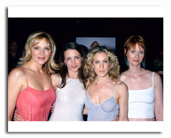 (SS3526874) Cast   Sex and the City Television Photo