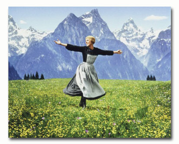 (SS3528148) Julie Andrews  The Sound of Music Movie Photo