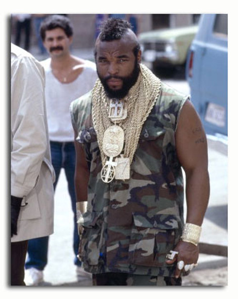 (SS3528239) Mr. T  The A-Team Television Photo