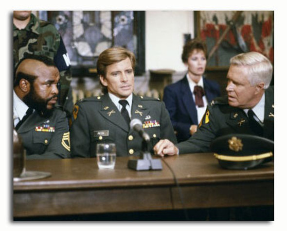 (SS3528356) Cast   The A-Team Television Photo