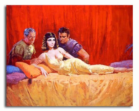 (SS3529331) Cast   Cleopatra Movie Photo