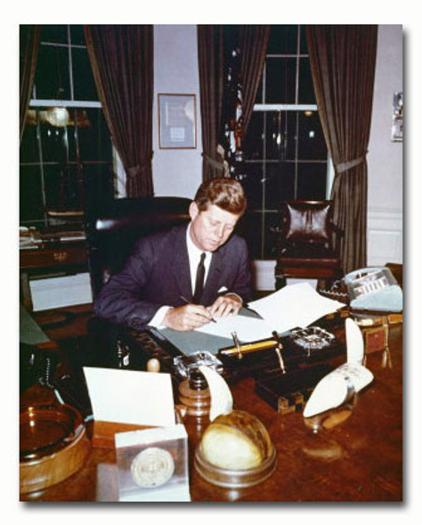 (SS3531125) John F. Kennedy Movie Photo