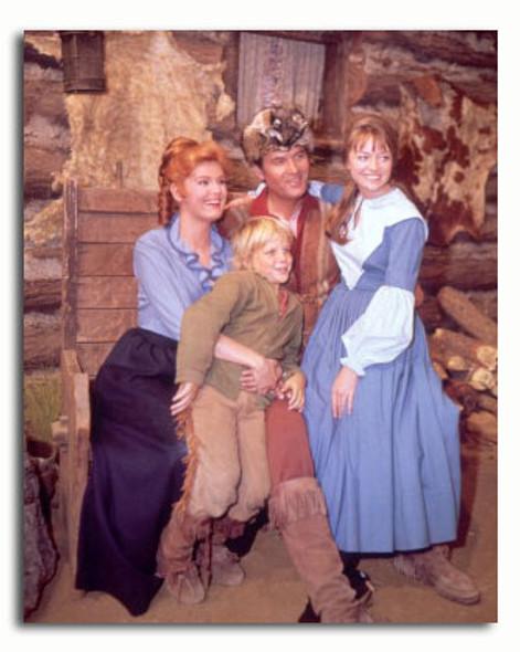(SS3532178) Fess Parker  Daniel Boone Movie Photo