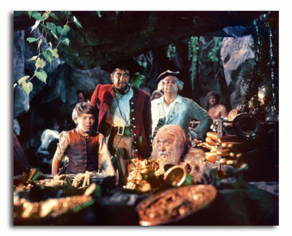 (SS3533790) Robert Newton  Treasure Island Movie Photo