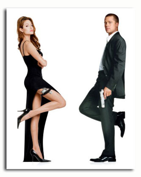 (SS3535233) Brad Pitt  Mr. & Mrs. Smith Movie Photo