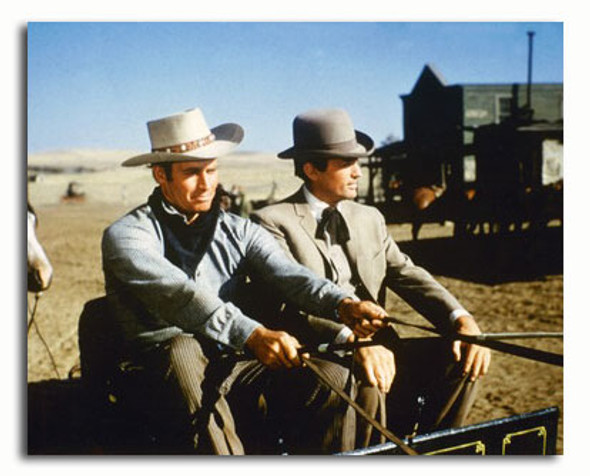 (SS3536169) Cast   The Big Country Movie Photo