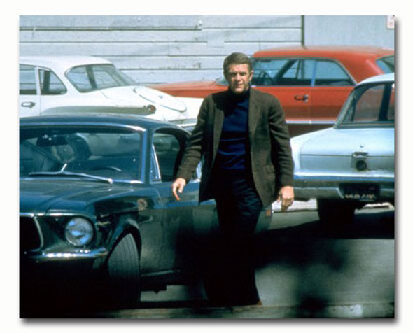 (SS3537014) Steve McQueen  Bullitt Movie Photo