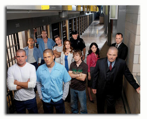 (SS3537196) Cast   Prison Break Television Photo