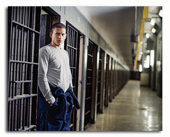 (SS3537248) Wentworth Miller  Prison Break Television Photo