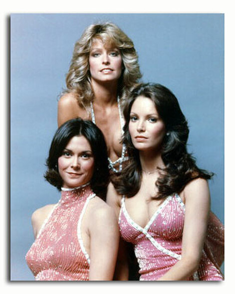 (SS3539081) Cast   Charlie's Angels Television Photo