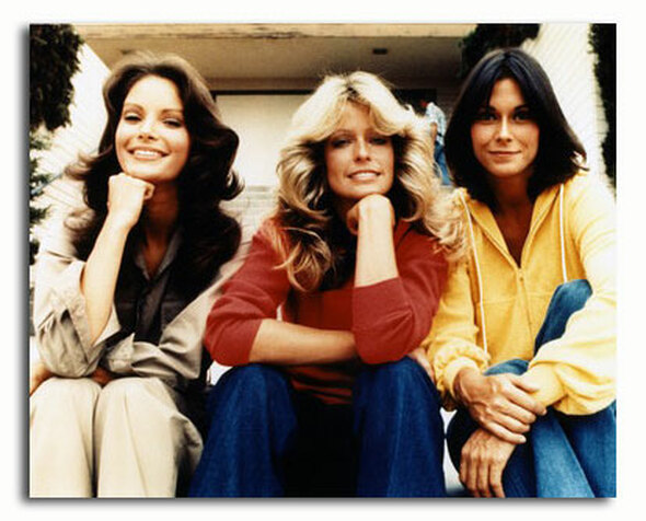 (SS3539094) Cast   Charlie's Angels Television Photo