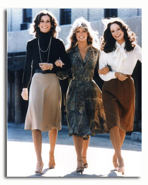 (SS3539120) Cast   Charlie's Angels Television Photo