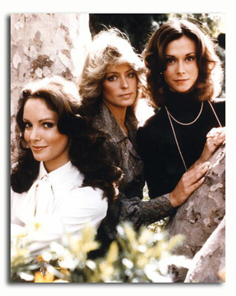 (SS3539224) Cast   Charlie's Angels Television Photo