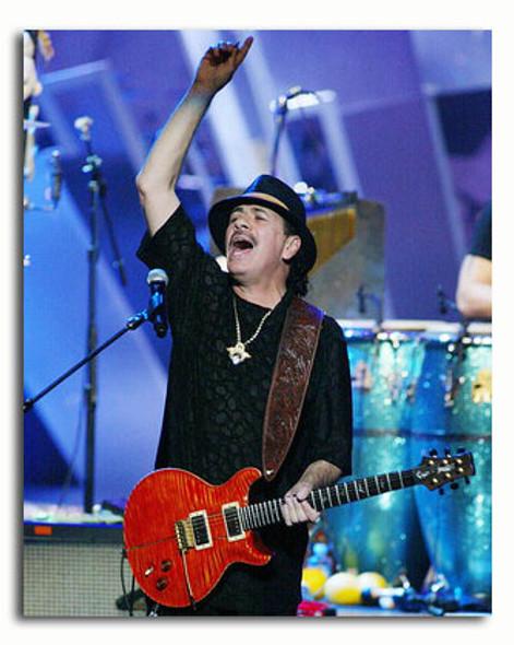 (SS3541356) Carlos Santana Music Photo