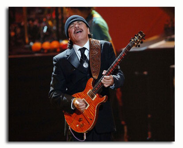(SS3543826) Carlos Santana Music Photo