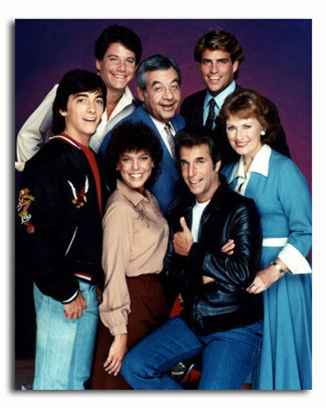(SS3545334) Cast   Happy Days Television Photo