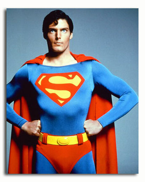 (SS3545620) Christopher Reeve  Superman Movie Photo