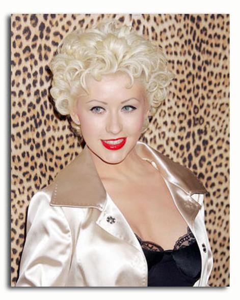 (SS3546010) Christina Aguilera Music Photo
