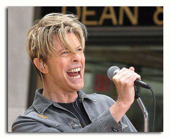 (SS3546166) David Bowie Music Photo