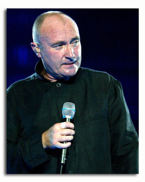 (SS3546218) Phil Collins Music Photo