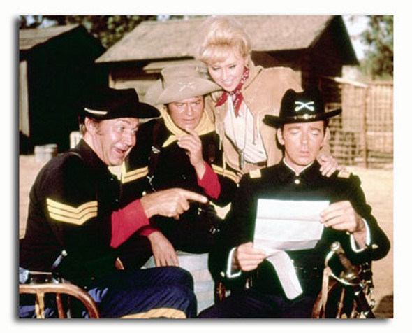 (SS3553732) Cast   F Troop Television Photo