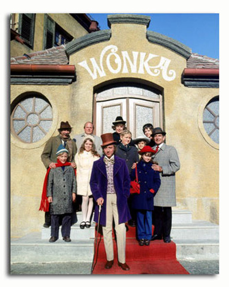 (SS3558074)  Willy Wonka & the Chocolate Factory Movie Photo