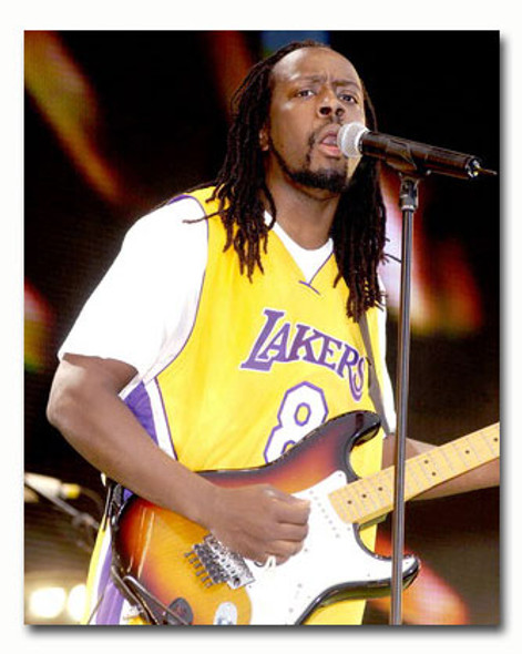 (SS3559088) Wyclef Jean Music Photo