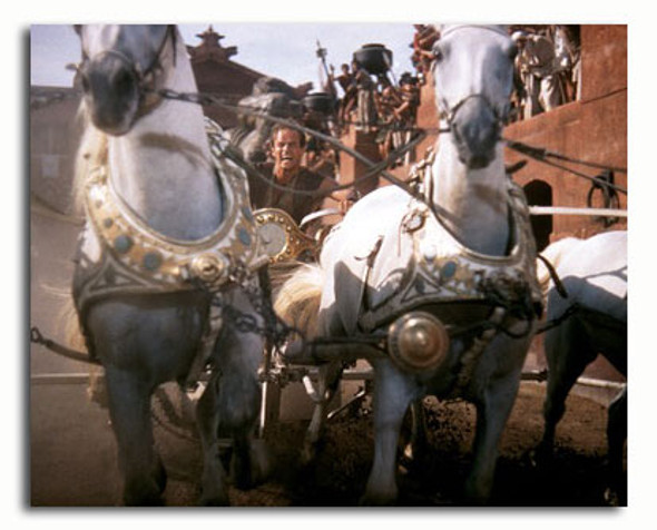 (SS3562702) Charlton Heston  Ben-Hur Movie Photo