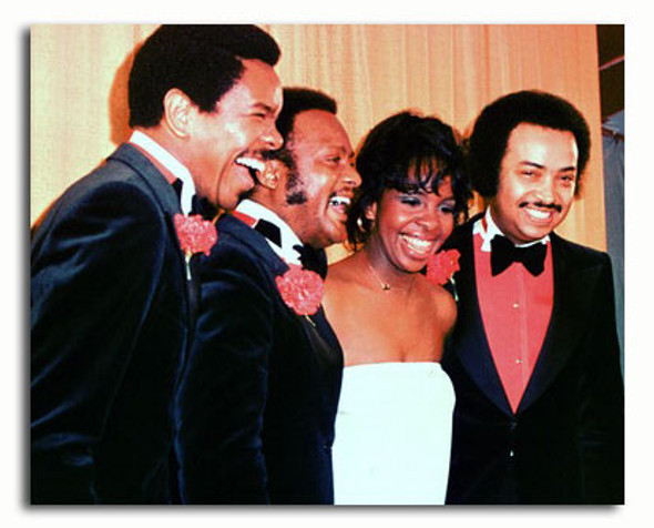 (SS3566680) Gladys Knight & The Pips Music Photo