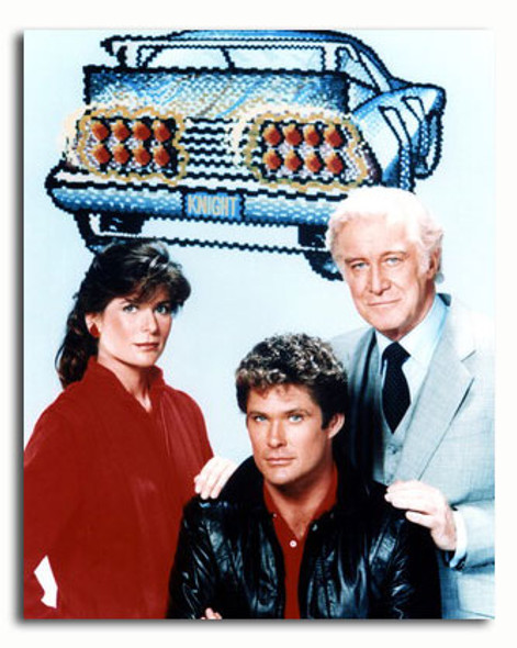 (SS3569956) Cast   Knight Rider Television Photo