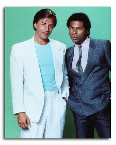 (SS3570281) Cast   Miami Vice Television Photo