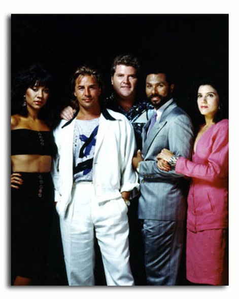 (SS3570307) Cast   Miami Vice Television Photo