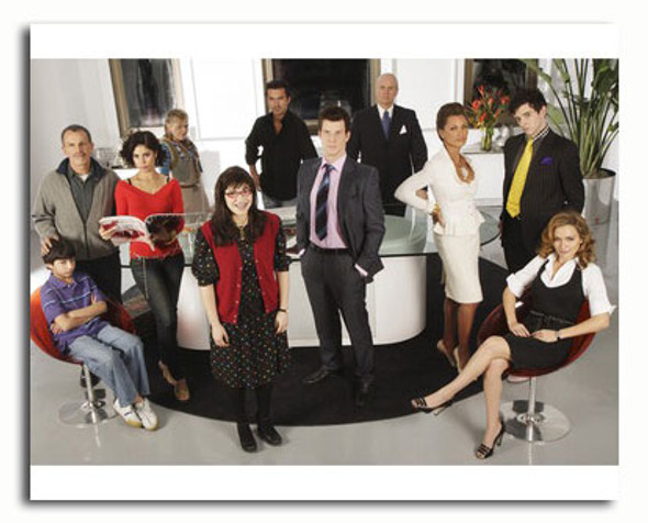 (SS3570879) Cast   Ugly Betty Television Photo