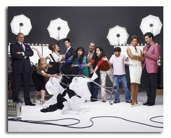(SS3570892) Cast   Ugly Betty Television Photo