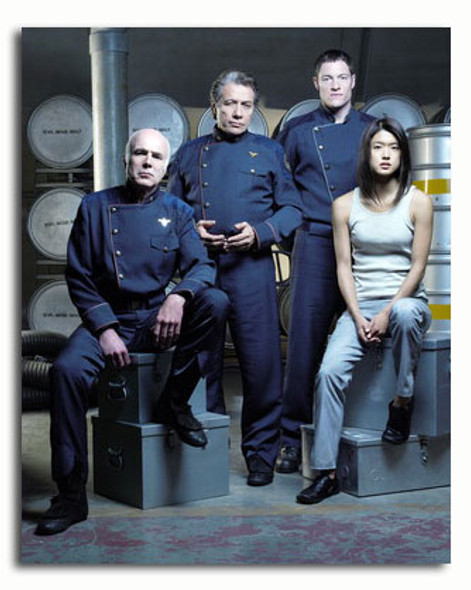 (SS3581058) Cast   Battlestar Galactica Television Photo