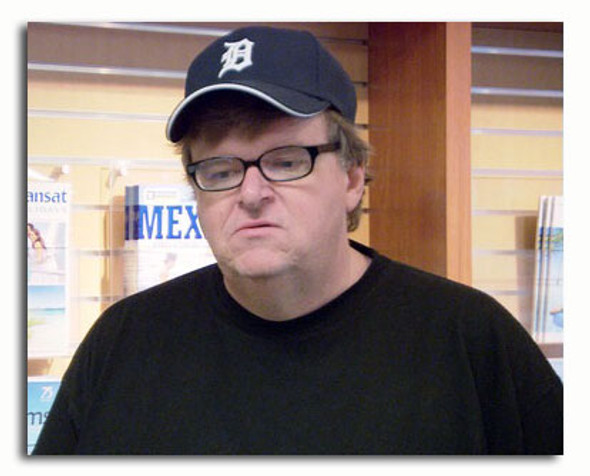 (SS3582215) Michael Moore Movie Photo