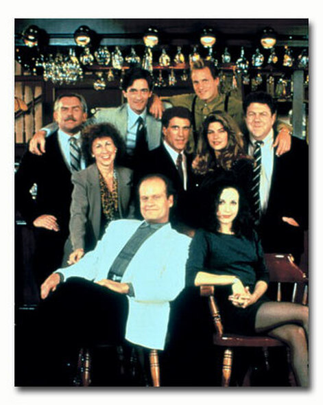 (SS3582969) Cast   Cheers Television Photo