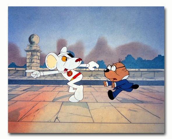 (SS3583021) Cast   Danger Mouse Television Photo