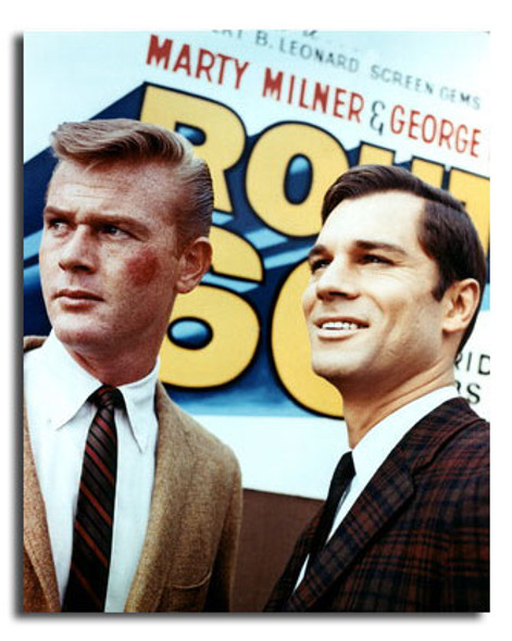 (SS3586843) Cast   Route 66 Television Photo