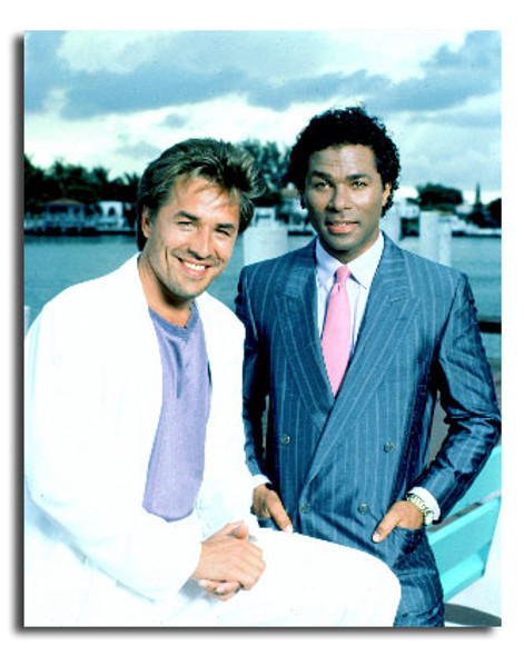 (SS3588624) Cast   Miami Vice Television Photo