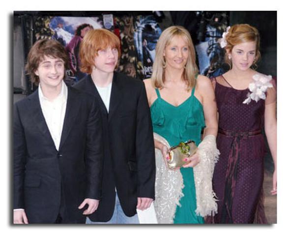 (SS3590977) Harry Potter Cast Movie Photo