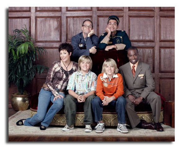 (SS3593356)  The Suite Life of Zack and Cody Movie Photo
