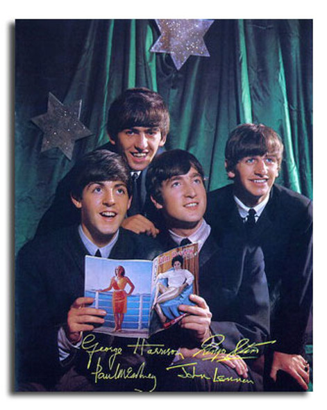 (SS3603223) The Beatles Music Photo