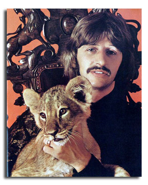 (SS3603769) Ringo Starr Music Photo