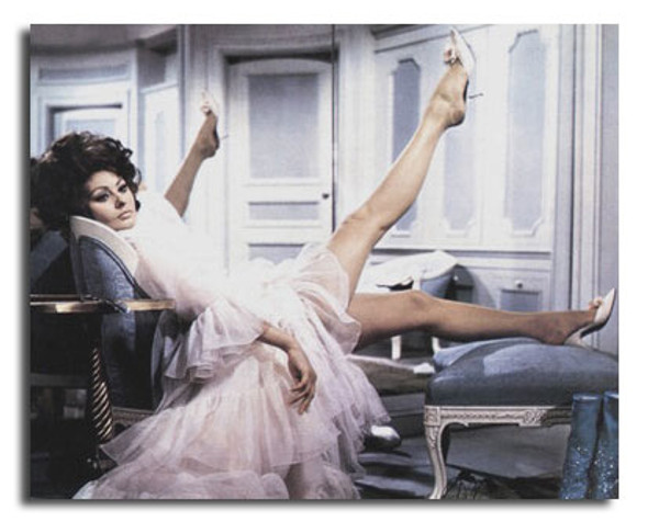 (SS3603912) Sophia Loren  Arabesque Movie Photo